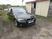 BREAKING BMW 3 SERIES E90 320I LCI WHEEL ALL PARTS SPARES BLACK SAPPHIRE SCHWARZ