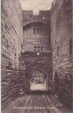 The Castle Entrance Gate, WARWICK, Warwickshire