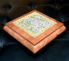Sankyo Keepsake Music Box Wooden Unusual Ornate Memory Decorative