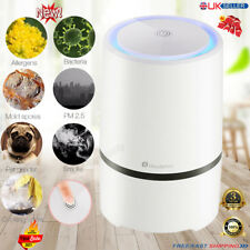 Air Purifier Air Cleaner Purification Hayfever Dust Allergy Smoke Odour Filter