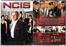 NCIS - Intégrale saison 3 - Coffret 4 boitiers slim - 7 DVD - NEUF