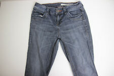 DKNY Womens Soho Jeans Petites Blue Denim Size 27 x 26 Ankle Crop A1516