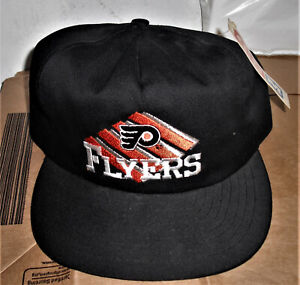 Brand New Vintage 1990's CCM PHILADELPIA FLYERS-NHL Hockey BASEBALL CAP