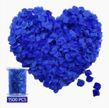 Aprox. 3000 Conde Azul Artificial Pétalos de Rosa Flor Fiesta Boda Compromiso
