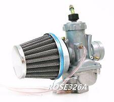 Carburetor W/ Air Filter for Suzuki RM65 RM80 RM85 KTM65 Carb