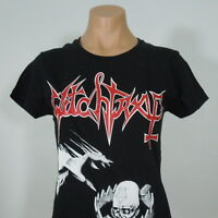 WITCHTRAP U.S Tour 2015 Evil Witch Returns Black Official GIRLIE T-Shirt S (NEW)