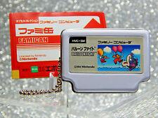 Nintendo Figure - 2006 Balloon Fight Famican - Epoch NES Famicom Keychain Promo
