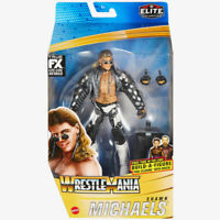 WWE Mattel Shawn Michaels Wrestlemania 37 Elite Series Figure