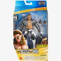 WWE Mattel Shawn Michaels Wrestlemania 37 Elite Series Figure