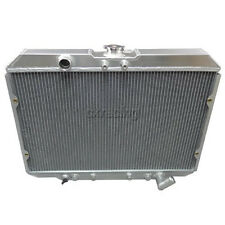 CXRacing Radiator For Mitsubishi Starion Chrysler Dodge Plymouth Conquest