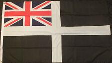 Cornwall Ensign Flag England UK/GB Boat Kernow Cornish Ship Yacht Club Penzance