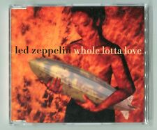 LED Zeppelin Maxi-CD Whole Lotta Love © 1997 Giappone 3-Track amcy - 2403 Hard Rock