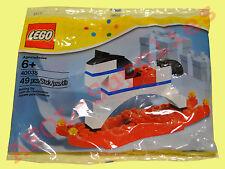 LEGO 40035 Christmas (Weihnachten) Rocking Horse (Schaukelpferd) Polybag