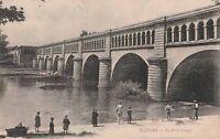 -Carte Postale ancienne Béziers ( Hérault ) Le Pont- Canal