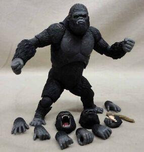 S.H.MonsterArts King Kong 2005 Monster Arts Godzilla Figure Bandai Spirits