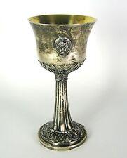 Uralter Pokal aus 812er Silber ( 13 Lot ) ca. 1800 Klassizismus Ära Silver 207g