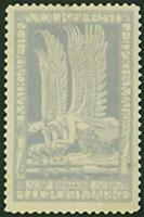 Flugpost Margareten Volksfest 1912 Airmail MNG 42098