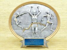 EUC Carnegie Center 5K Running Trophy Plaque, 1st Place 5-9, 10/1/2005