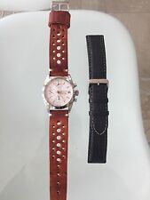 Genuine Leather Band Mechanical (Automatic) Unisex Watches