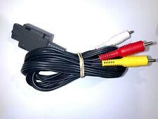 *OFFICIAL ORIGINAL OEM Super Nintendo Brand N64 Gamecube SNES AV RCA Video Cable