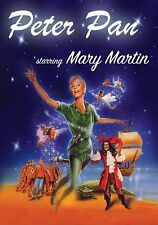 Peter Pan starring Mary Martin - DVD - 1960 COLOR TV Broadcast - Cyril Ritchard