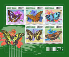 Guinea Bissau 2018  Butterflies  fauna  S201811