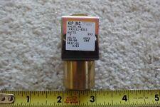 Kip Inc solenoid valve. 1/8