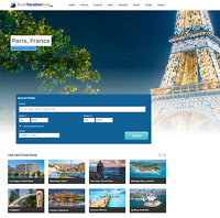 Turnkey WordPress Travel Website, User Friendly & Make $1 -$4/Click