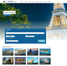 Turnkey WordPress Travel Website, User Friendly & Make $1 -$4/Click