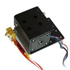Kit Extrudeuse en Aluminium Mk8 avec Buse Moteur 0,4 MM Pour Imprimantes 3D