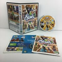 The Sims 3 World Adventures Expansion Pack Video Game - PC DVD-Rom & MAC