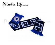 Chelsea FC Sciarpa-ultime Nero Sciarpa Design
