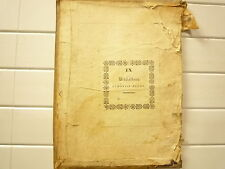 avant 1800 EX BIBLIOTHECA LUDOVICI DEVOS PRESBYTERI