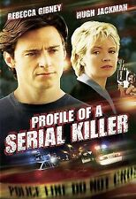 PROFILE OF A SERIAL KILLER DVD Hugh Jackman Rebecca Gibney NEW