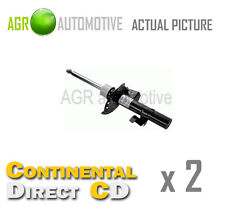 2 X Amortiguadores Delantero Contitech par Shockers puntales OE Quality-GS3149FL