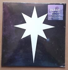 "12"" EP David Bowie - No Plan  Etched Black Vinyl - New & Sealed 180 gram"