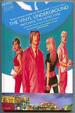 Vinyl Underground Watching The Detectives 1 TPB Vertigo 2008 NM 1 2 3 4 5