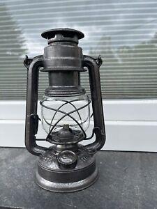 Feuerhand 275 ATOM Petroleumlampe Öllampe, Lantern,Nier