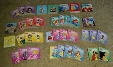 Lot of 37 Board Books-Disney/Disney Princess/Strawberry Shortcake/Sesame Street