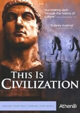THIS IS CIVILIZATION - 2 DVD Set,  4 Episodes DVD LN