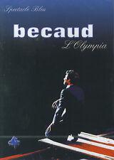 Gilbert Becaud : L'Olympia - Spectacle Bleu (DVD)