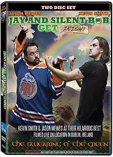 Jay and Silent Bob Get Irish!: The Swearing o' the Green (DVD 2-Disc Set) NEW