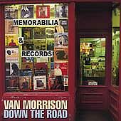 Down the Road by Van Morrison (CD, May-2002, Universal Distribution)