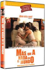 MAS QUE A NADA EN EL MUNDO (2006) NEW DVD