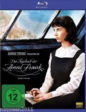 Das Tagebuch der Anne Frank [Blu-ray] Millie Perkins * NEU & OVP *