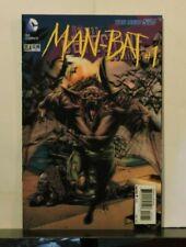 Detective Comics #23.4  Man-Bat #1 3-D  November 2013