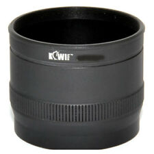 Nikon Coolpix P510 P520 P530 P540 Lens Filter Adapter Tube 72mm Ring Metal 72