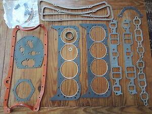 ROL RB31008 Short Block/Rebuilder Gasket Set for GM 1986-90 Chevy 5.7L 350 V8
