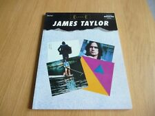 JAMES TAYLOR CLASSIC 129 PAGE SONGBOOK AUTHENTIC GUITAR TAB EDITION