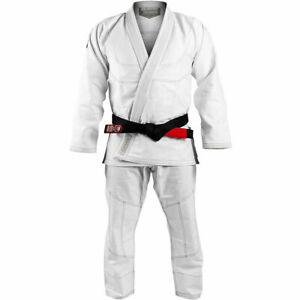 Venum Contender Evo Brazilian Jiu-Jitsu BJJ Gi - White Size A3